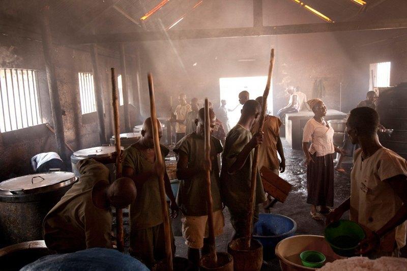 Как подростки Сьерра-Леоне годами живут в тюрьме в ожидании суда по их делу. Изображение № 12.