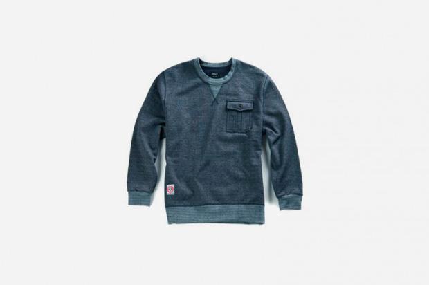 Марка Huf выпустила вторую часть осенней коллекции одежды. Изображение № 5.