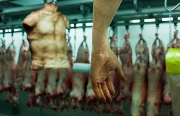 В Лондоне открылся магазин, торгующий «человеческим» мясом. Изображение № 1.