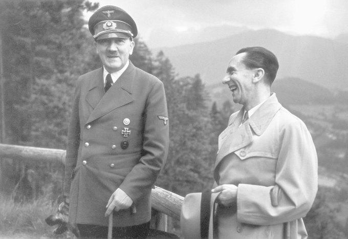 Американская разведка доказала, что Гитлер «сидел» на метамфетамине. Изображение № 1.