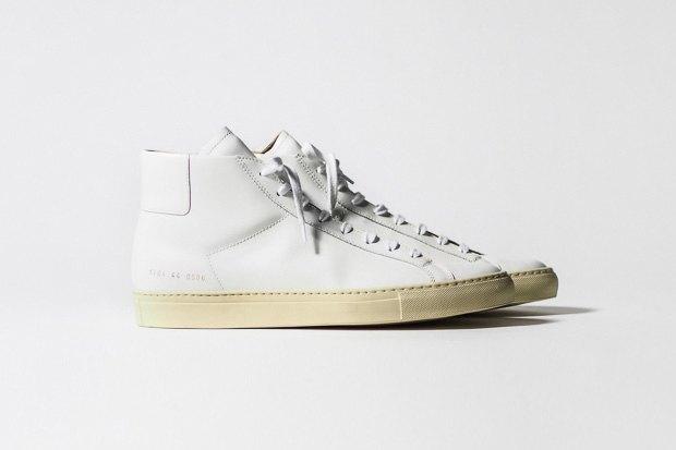 Марка Common Projects опубликовала лукбук осенне-летней коллекции обуви. Изображение № 14.