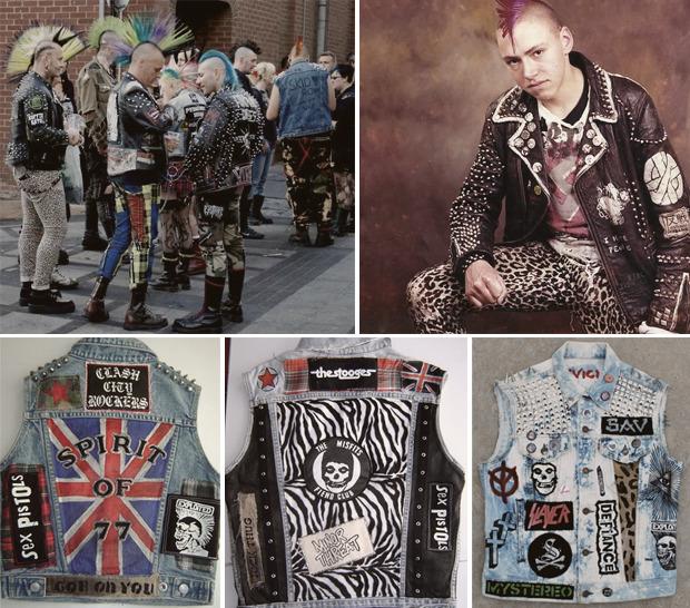 Одежда Панк Купить