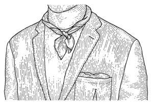How to: Как повязать бандану на шею. Изображение № 3.