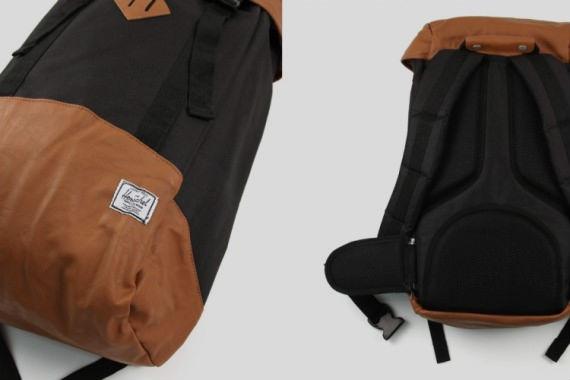 Новая коллекция рюкзаков марки Herschel. Изображение № 7.