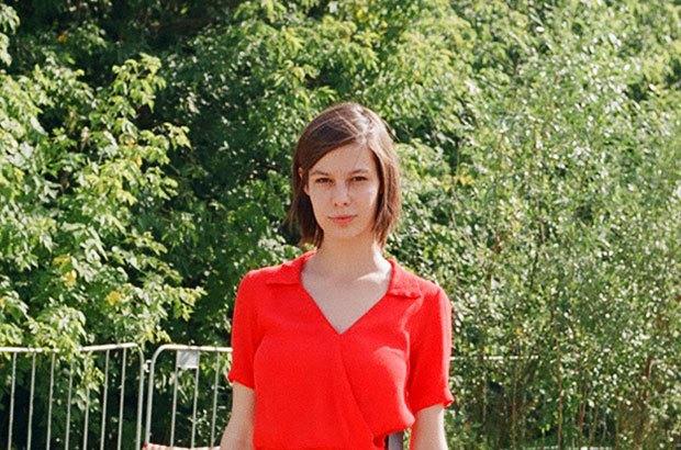 Девушки в городе: Фоторепортаж с фестиваля Outline. Изображение № 11.