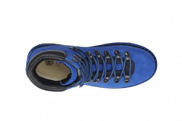 Итальянские марки Stone Island и Diemme представили совместную коллекцию обуви. Изображение № 5.