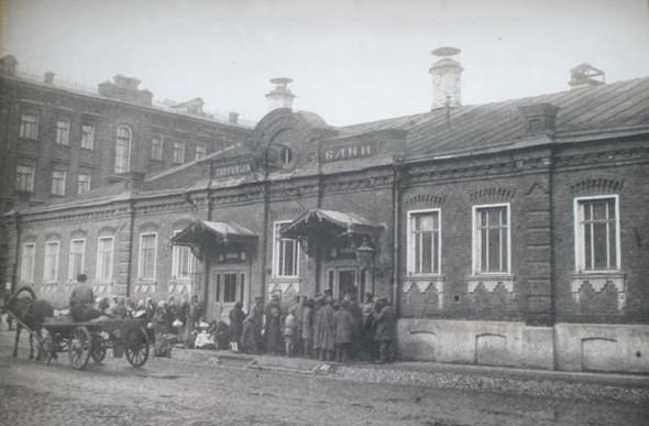 Селезневские бани, 1909 год. Изображение № 9.