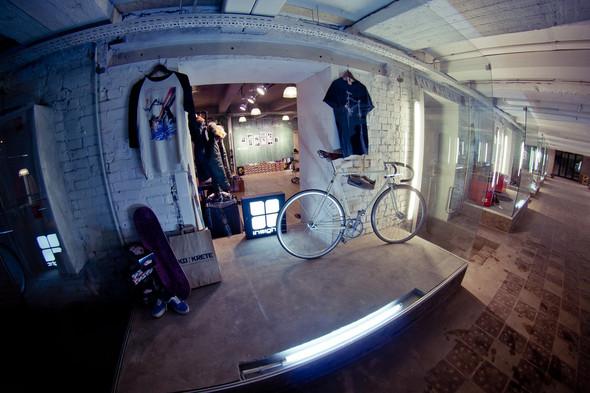 Новое пространство магазина Konkrete Store. Изображение № 22.