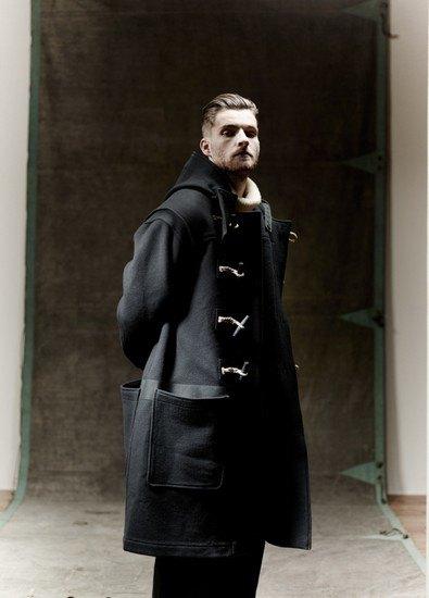 Марка Nigel Cabourn выпустила лукбук осенней коллекции одежды. Изображение № 13.