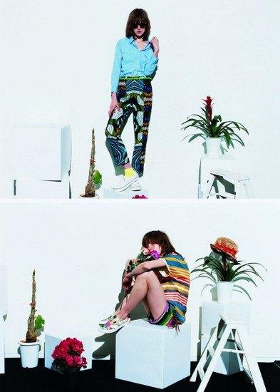 Японская марка Beams опубликовала лукбук весенней коллекции одежды. Изображение № 12.