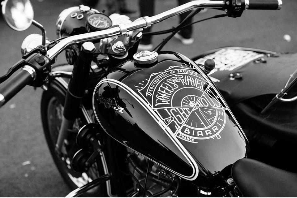 Фоторепортаж с мотоциклетного фестиваля Wheels & Waves. Изображение № 23.