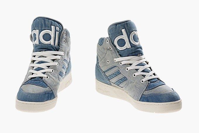 Джереми Скотт разработал новую коллекцию для Adidas Originals . Изображение № 12.