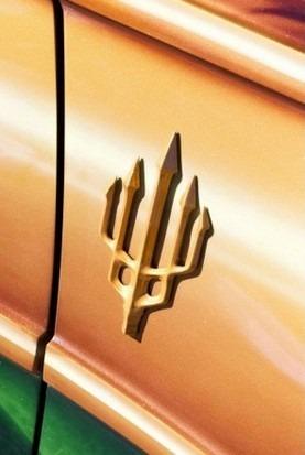 Kia показала пять из восьми «супергеройских» автомобилей. Изображение № 29.