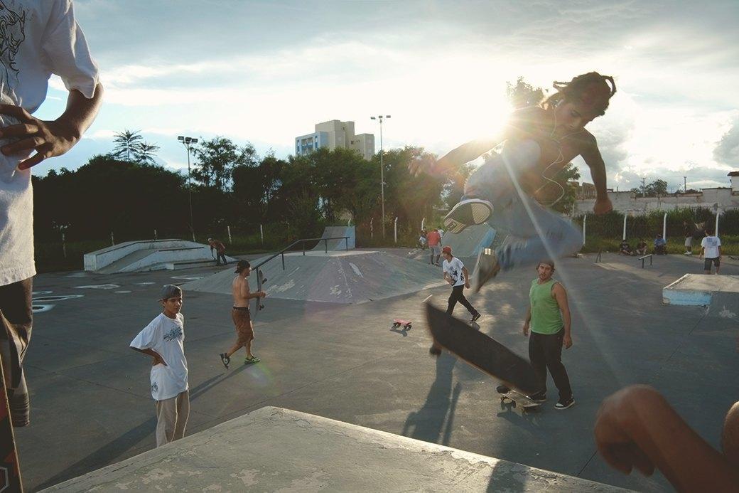 Доска почета: Несколько дней со скейтбордистами Сан-Паулу. Изображение № 25.
