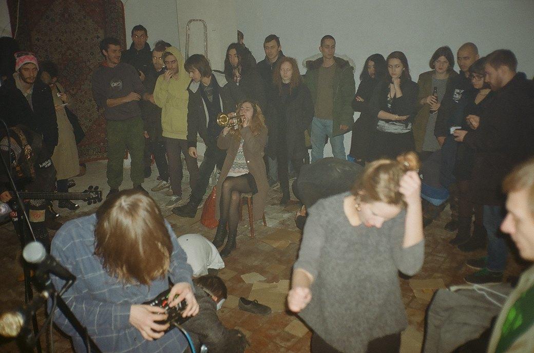 Фоторепортаж: Боровик Ералаш и The Cold Dicks на фестивале «Переугар». Изображение № 15.