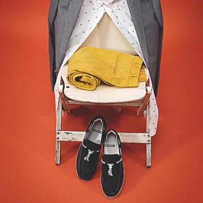 Итальянская марка BePositive выпустила весеннюю коллекцию обуви. Изображение № 3.