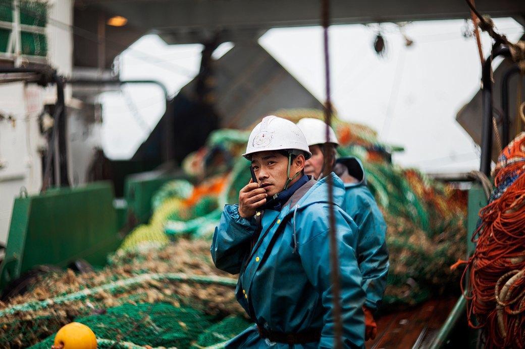 Как я бросил всё ради работы на морском судне. Изображение № 9.