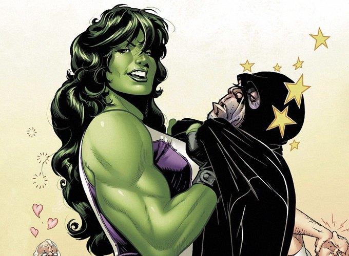 Как издатели меняли пол, цвет кожи и ориентацию супергероев. Изображение № 16.