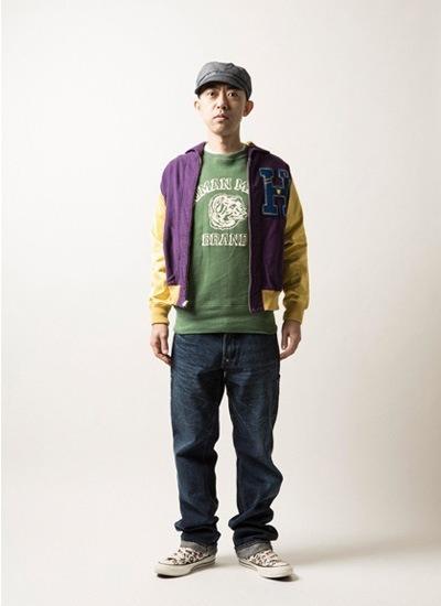 Японская марка Human Made опубликовала второй осенний лукбук. Изображение № 6.