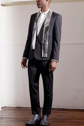 Марки H&M и Maison Martin Margiela представили совместную коллекцию одежды. Изображение № 44.