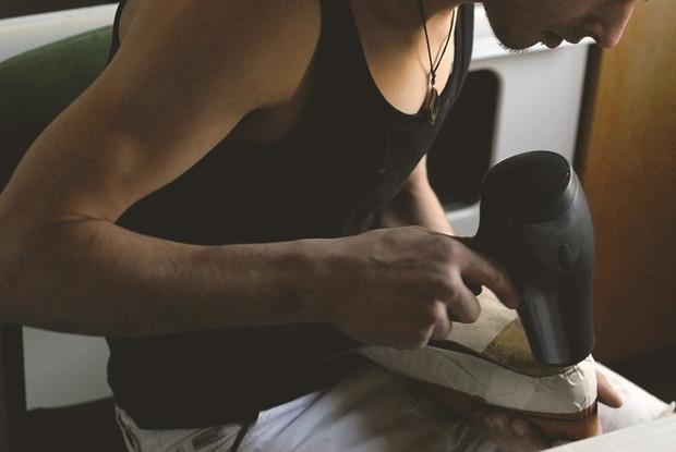 Обувь своими руками: Как сделать ботинки мечты в домашних условиях. Изображение № 37.