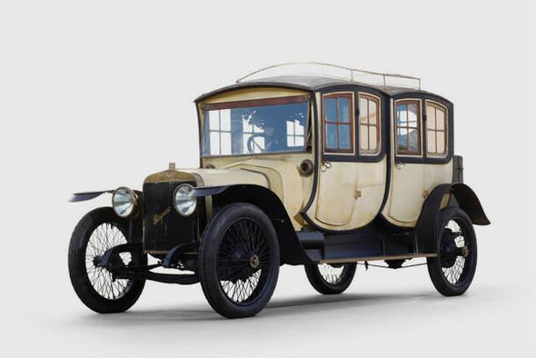 Старейший в мире спорткар выставлен на продажу. Изображение № 1.