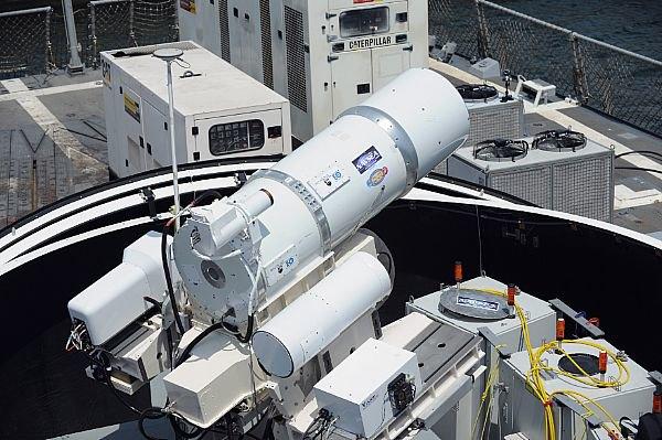 США собираются использовать боевой лазер на кораблях в Персидском заливе. Изображение № 4.