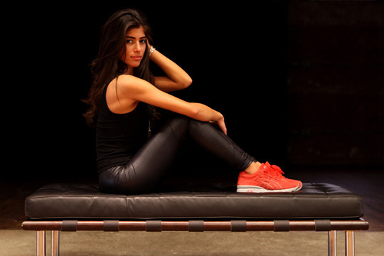 Ронни Фиг совместно с Asics представил новую модель кроссовок. Изображение № 8.