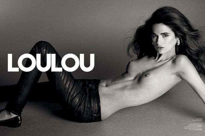 Фотограф Сольве Сундсбо снял 10 молодых моделей для журнала LOVE. Изображение № 6.