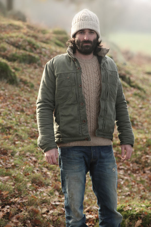 Марка Edwin опубликовала осенне-зимний лукбук. Изображение № 8.