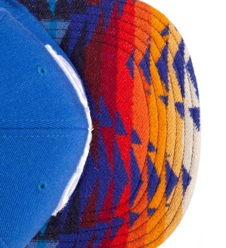 Genesis Project совместно с Pendleton выпустили вторую коллекцию кепок с символикой команд НБА. Изображение №22.