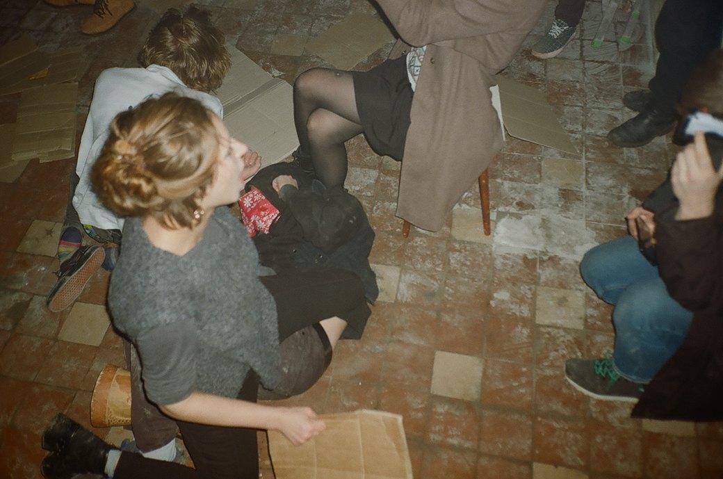 Фоторепортаж: Боровик Ералаш и The Cold Dicks на фестивале «Переугар». Изображение № 19.