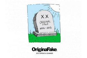 Марка Original Fake представила весеннюю коллекцию одежды. Изображение № 18.