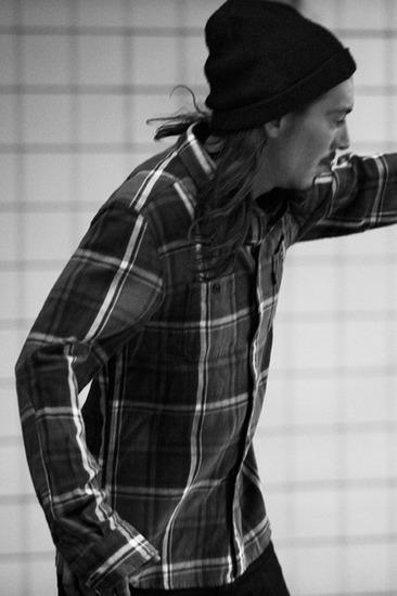 Марка Levi's Streetwear опубликовала осенний лукбук. Изображение № 2.