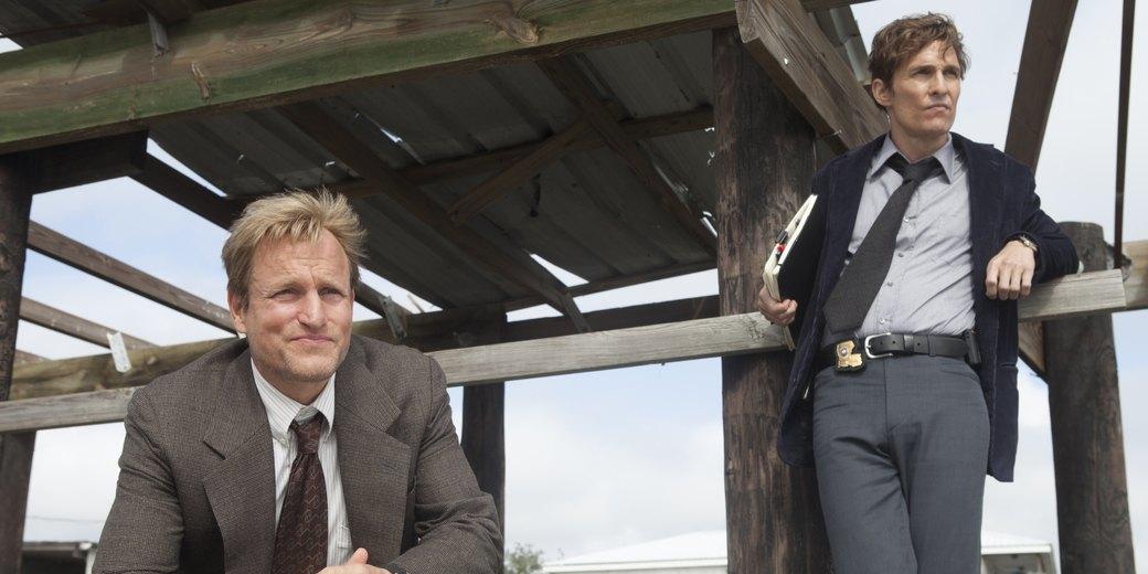 True Detective: Харрельсон и МакКонахи ищут гениального маньяка в новом сериале HBO. Изображение № 1.