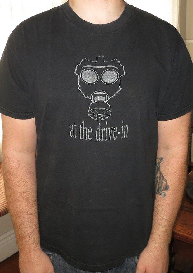 Minor Thread: Тысячедневный марафон футболок с логотипами музыкантов. Изображение № 19.