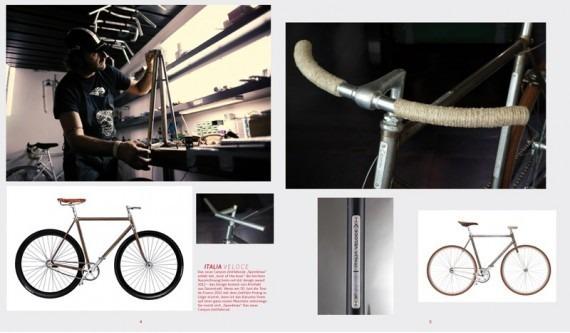 Вышла книга о современной велосипедной культуре и стиле Velo-2nd Gear. Изображение № 5.