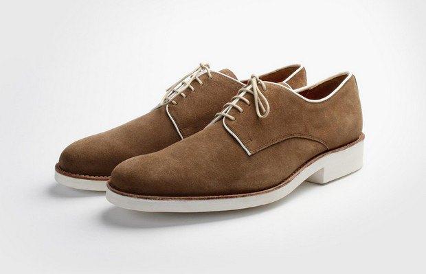 Марка Grenson выпустила весеннюю коллекцию обуви. Изображение № 2.