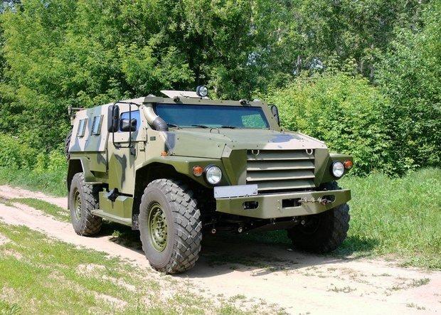 ВПК-3927 «Волк». Изображение № 2.