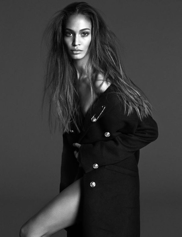 Аня Рубик, Наоми Кэмпбелл и другие известные модели разделись для Interview Magazine. Изображение № 10.