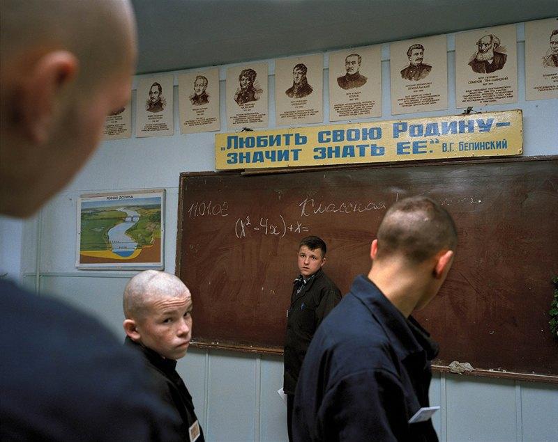Как живут малолетние заключённые в сибирских колониях. Изображение № 26.