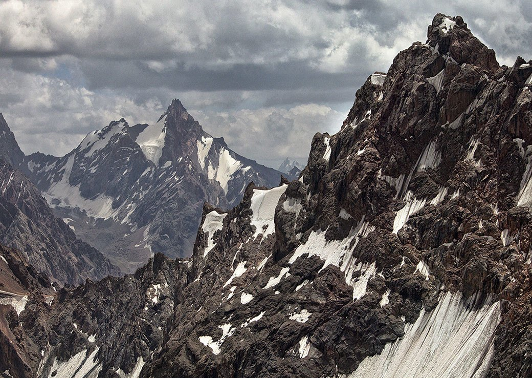 Встреча с личным богом: Фоторепортаж из похода в горы Таджикистана. Изображение № 8.
