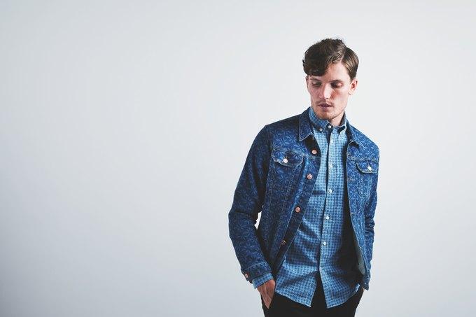 Шведская марка Velour опубликовала лукбук весенней коллекции одежды. Изображение № 1.