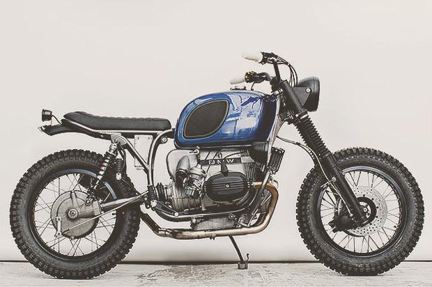 История и стилевые особенности эндуро и скрэмблеров — мотоциклов для езды по бездорожью. Изображение №12.