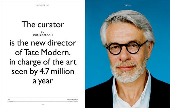 Изображение 2. Men's Digest: обложка Fantastic Man, блог Free/Man о мужских браслетах, распродажа Code7.. Изображение № 2.