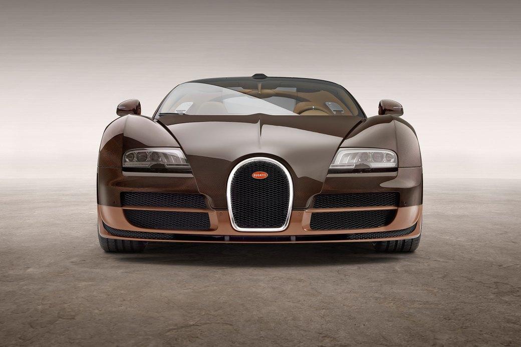 Бугатти показала новый Veyron Grand Sport Vitesse, посвященный брату основателя компании. Изображение № 2.
