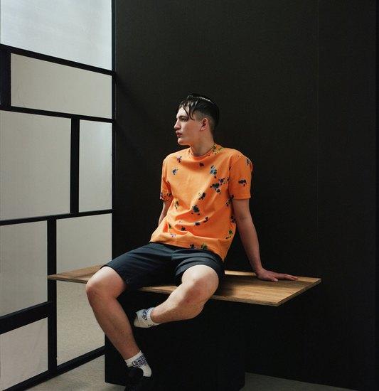 Mr. Porter и дизайнер Раф Симонс представили совместную коллекцию одежды. Изображение № 1.