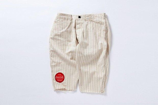 Японские марки Human Made, Beams и компания Coca-Cola представили совместную коллекцию одежды. Изображение № 12.