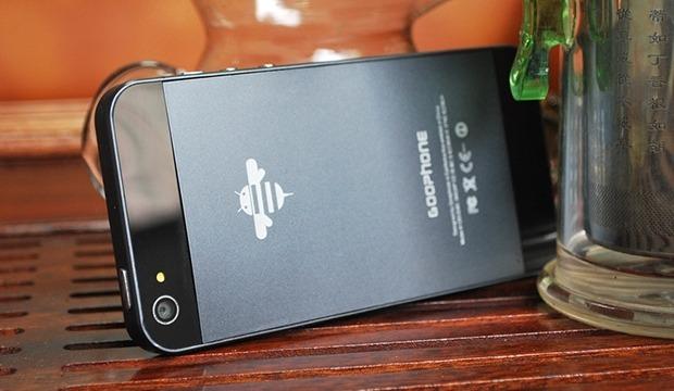 Китайский производитель клона iPhone 5 хочет засудить Apple . Изображение № 1.
