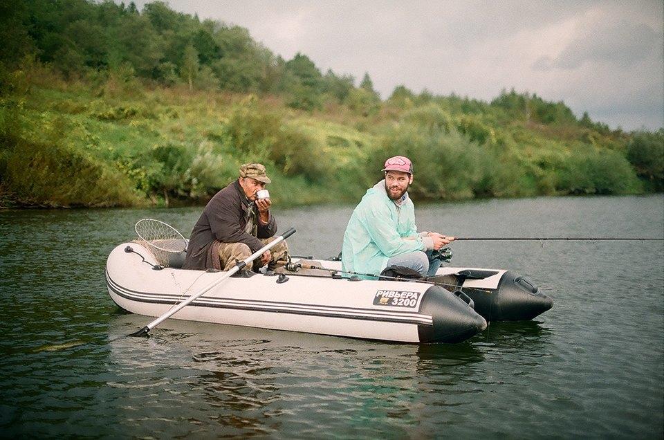 Фоторепортаж: Как редакторы FURFUR съездили на рыбалку. Изображение № 29.